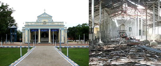 madu church before and after